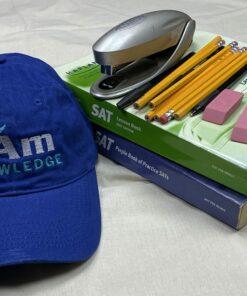 I Am Knowledge Cap – Blue