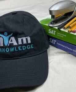 I Am Knowledge Cap – Black