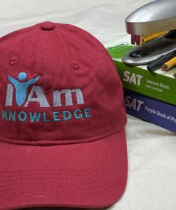 I Am Knowledge Cap – Red