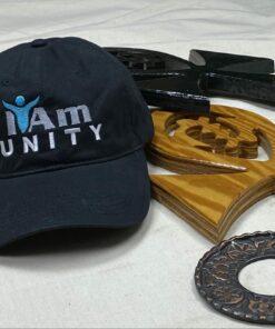 I Am Unity Cap – Black
