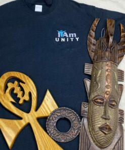 I Am Unity T-Shirt – Black