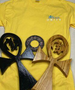I Am Unity T-Shirt – Yellow