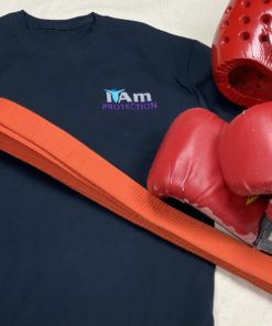 I Am Protection T-Shirt – Black