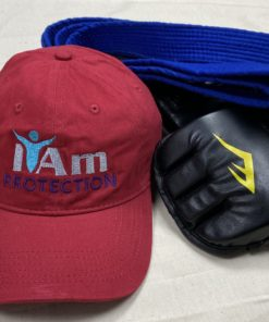 I Am Protection Cap – Red