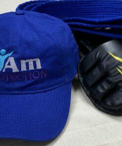 I Am Protection Cap – Blue