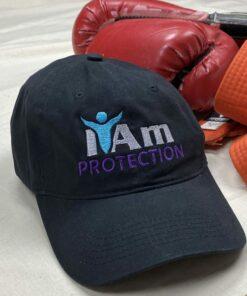 I Am Protection Cap – Black