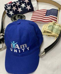 I Am Unity Cap – Blue
