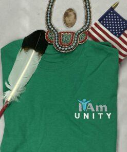 I Am Unity T-Shirt – Green