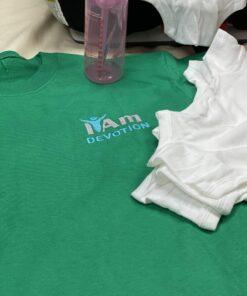I Am Devotion T-Shirt – Green