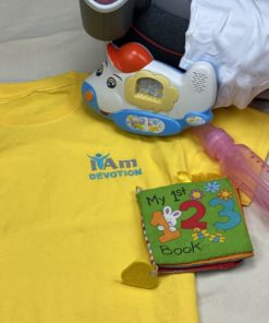 I Am Devotion T-Shirt – Yellow