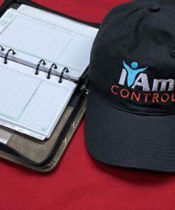 I Am Control Cap – Black
