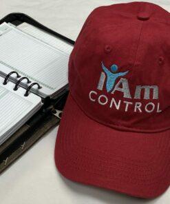 I Am Control Cap – Red
