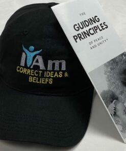 I Am Correct Ideas and Beliefs Cap – Black