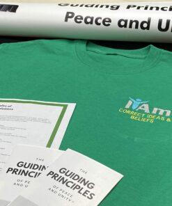 I Am Correct Ideas and Beliefs T-Shirt – Green